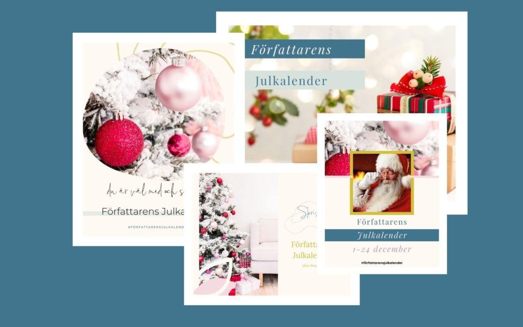 Författarens Julkalender